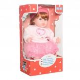 PlayTo česky mluvící a zpívající dětská panenka Tina 46 cm