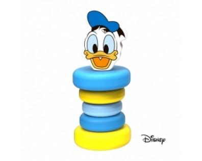 Derrson Disney Dřevěné chrastítko Kačer Donald