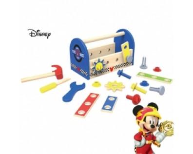 Derrson Disney dřevěné nářadí v boxu Mickey Mouse