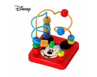 Derrson Disney Dřevěný labyrint Mickey