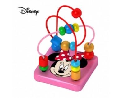 Derrson Disney Dřevěný labyrint Minnie