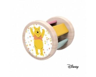 Derrson Disney Dřevěný dětský váleček Medvídek Pú
