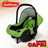 ADBOR Autosedačka Capri 0-10kg