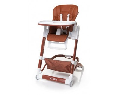 4Baby Jídelní židlička ICON  MOMENTÁLNĚ NEDOSTUPNÉ