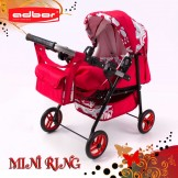 ADBOR Mini Ring kočárek pro panenky