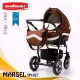 ADBOR kombinovaný kočárek MARSEL Sport