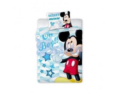 Faro povlečení Mickey Mouse 5952-0 135x100 cm 40x60 cm