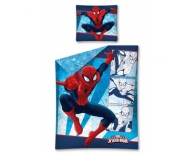 Detexpol Povlečení Spiderman 140x200 70x80