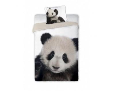 Faro Povlečení Panda bavlna 140x200 70x90  SKLADEM
